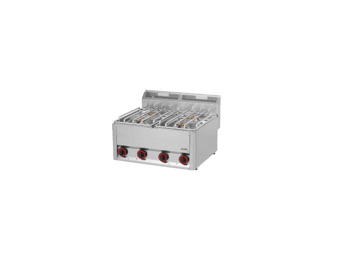 Plynový sporák REDFOX SPSL 66 G