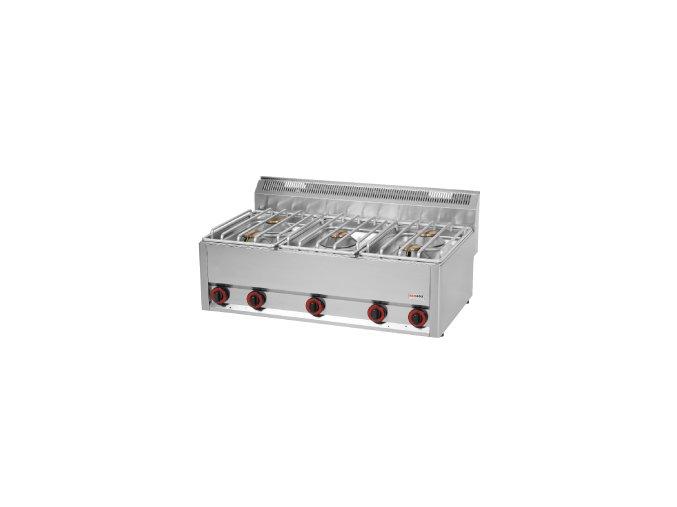 Plynový sporák REDFOX SPSL 99 5G