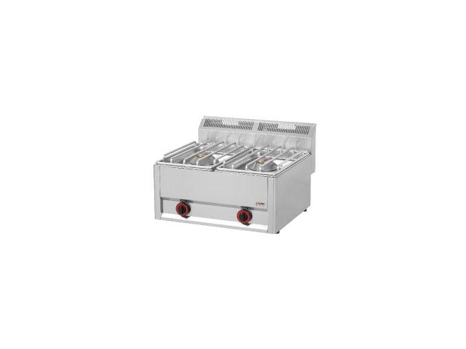 Plynový sporák REDFOX SPSL 66 2G
