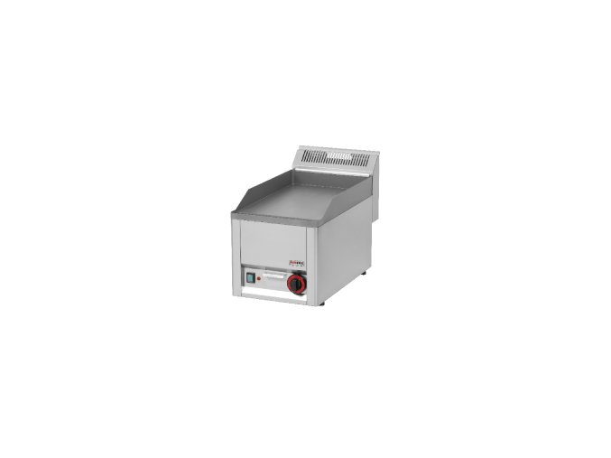 Grilovací deska hladká REDFOX GDHL 33 EM