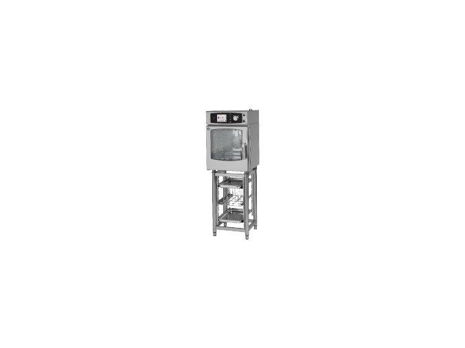 RM Gastro Konvektomat KSTBB 0623 E SLIM elektrický 6x GN 2/3 bojler