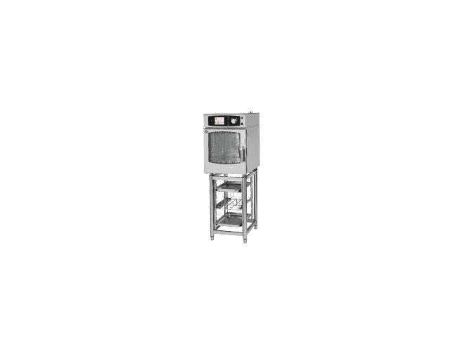 RM Gastro Konvektomat KSTBB 0611 E SLIM elektrický 6x GN 1/1 bojler