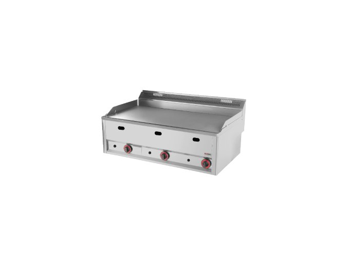 Grilovací deska hladká REDFOX GDHL 99 G
