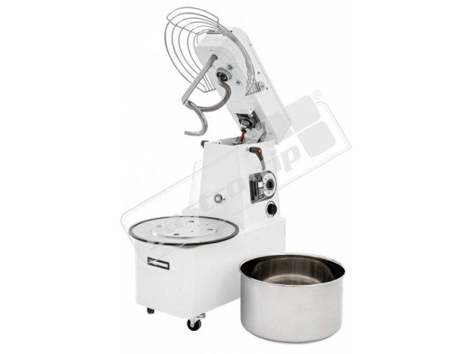 Spirálové hnětače IRV (230V) s variátorem