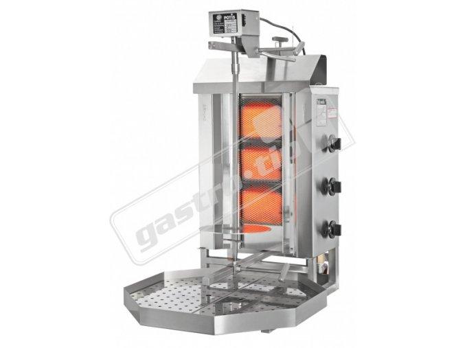 Gyros gril plynový Potis G1