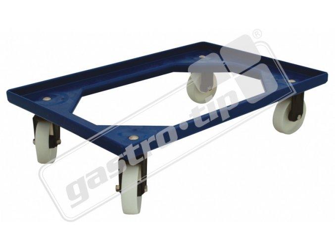 Vozík Complastec - plast. kolečka, 2 ot.kolečka