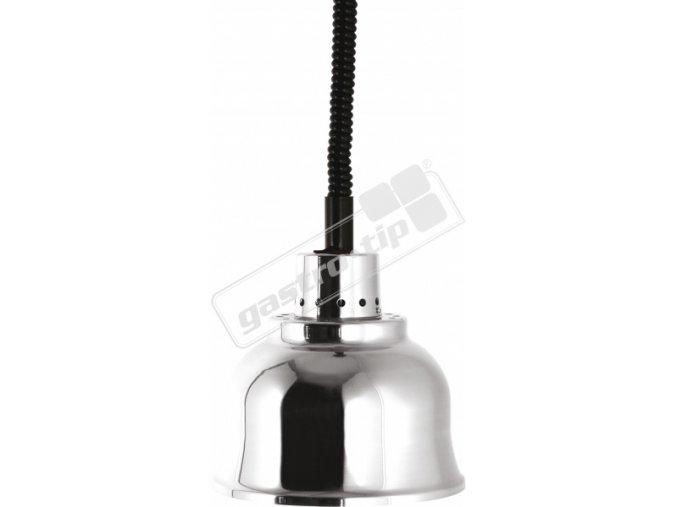 Infra - lampa závěsná (⌀23) - chrom