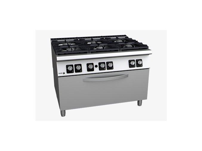 kore cocinas gas horno c g961 op
