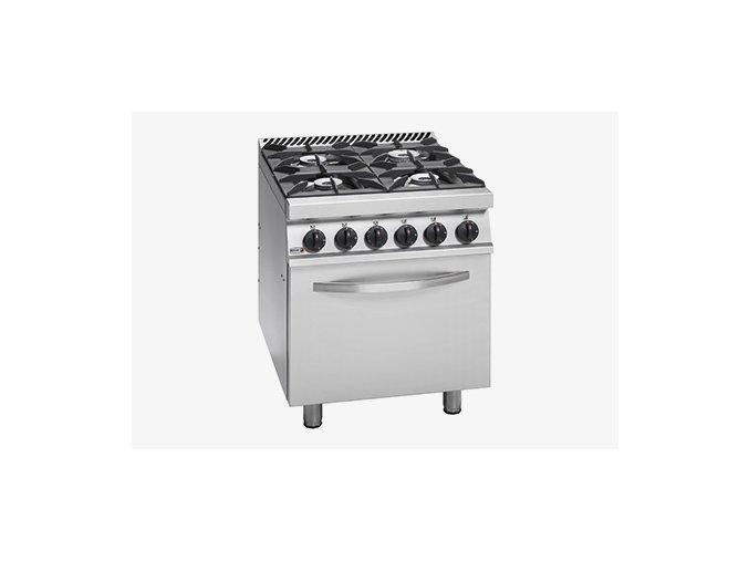 gama700 cocinas gas horno electrico01