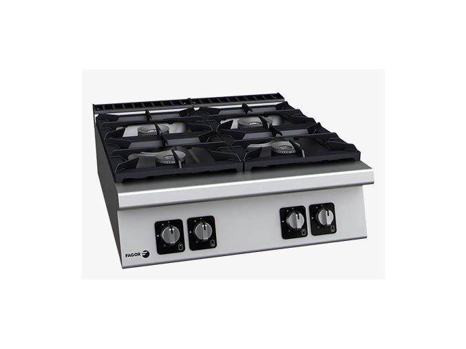 kore cocinas gas sobremesa c g940