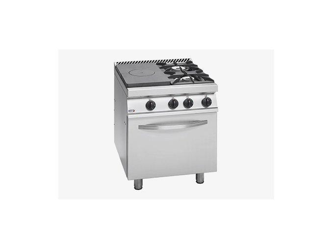 gama700 cocinas media plancha horno01