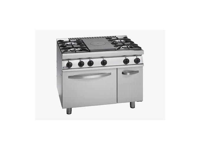 gama700 cocinas media plancha horno02