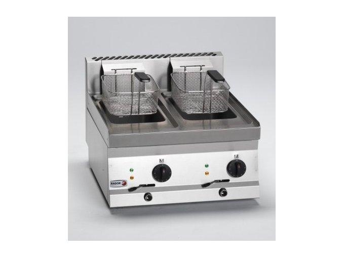 Elektrická fritéza FE6-10 TE