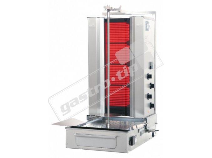 Gyros gril elektrický Potis F CE4