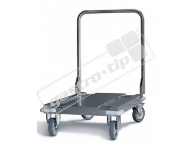 Transportní vozík k termoportům BLU'BOX