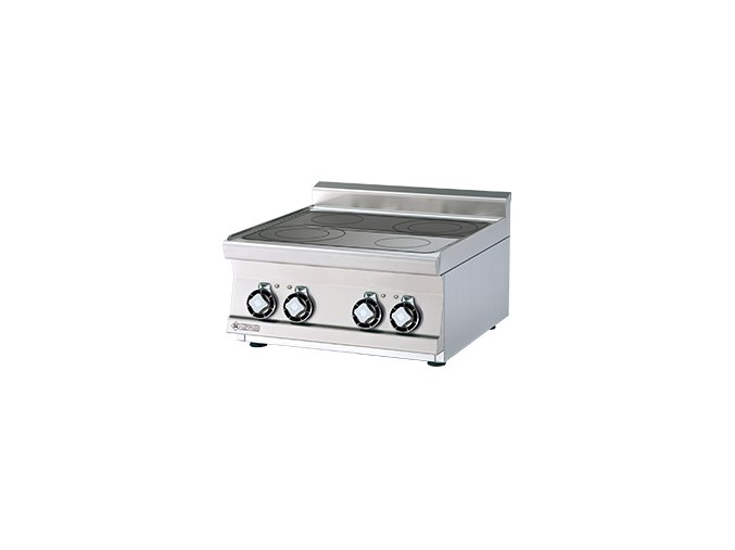Sklokeramický vařič PCCT 66 ET