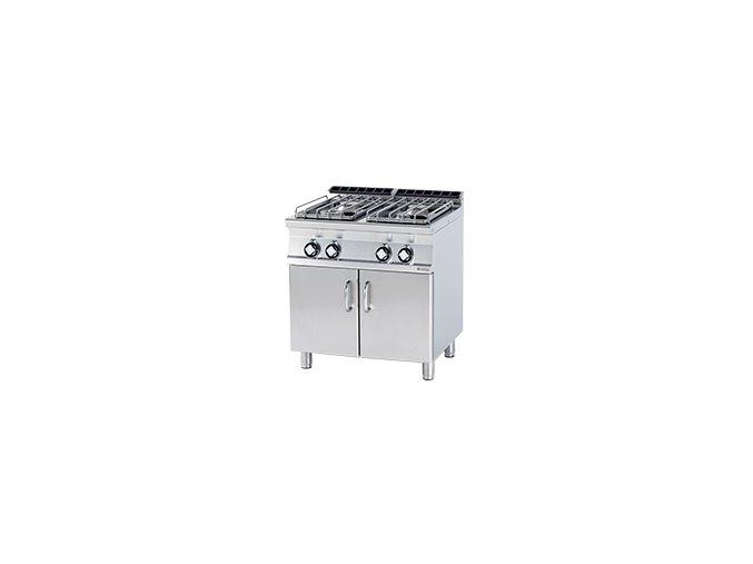 Plynový sporák PC 78 G/P