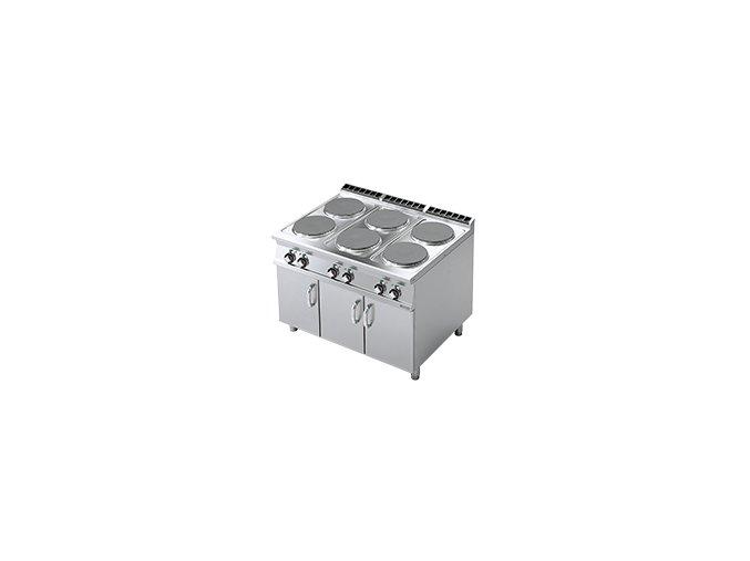 Elektrický sporák PC 912 ET