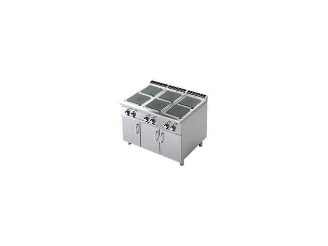 Elektrický sporák PCQ 912 ET
