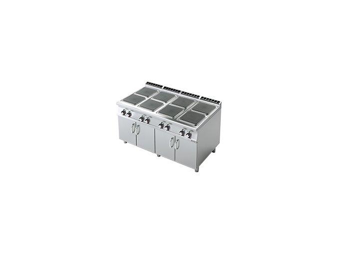 Elektrický sporák PCQ 916 ET