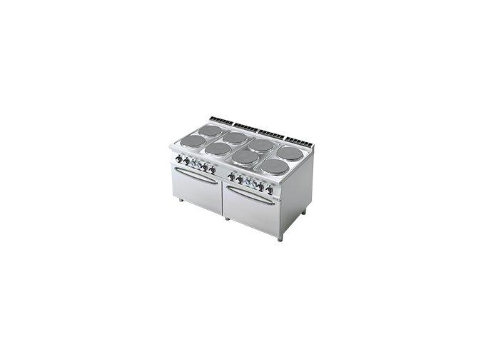 Elektrický sporák s troubou CF8 916 ET