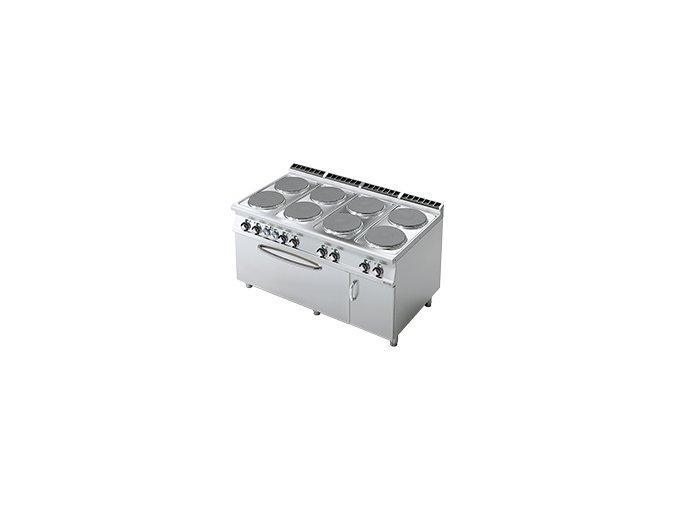Elektrický sporák s troubou CF8 916 ETV