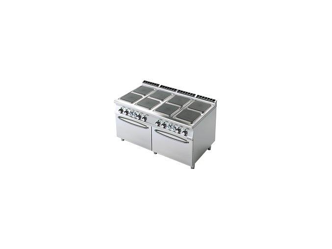Elektrický sporák s troubou CFQ8 916 ET