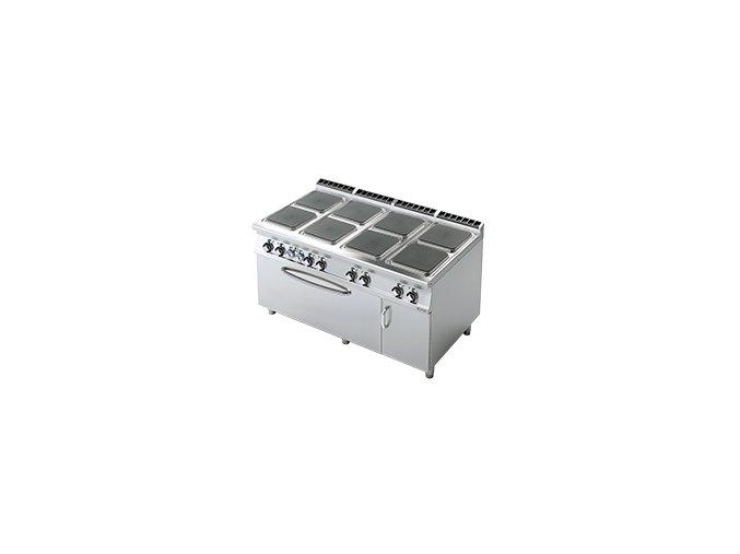 Elektrický sporák s troubou CFQ8 916 ETV