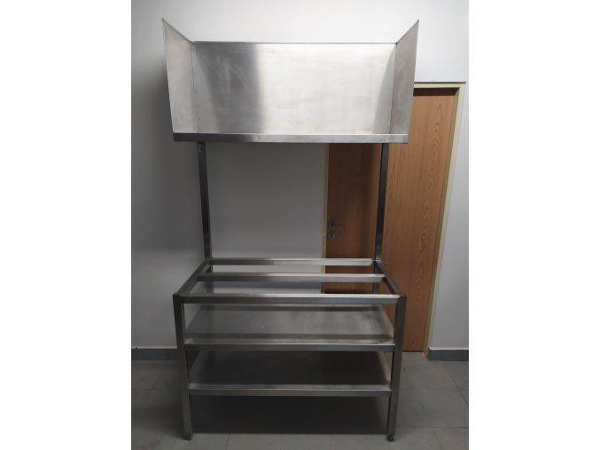 Stůl s nástavbou (1200x600x2200)