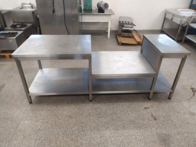 Kombinovaný stůl (2350x800x860)