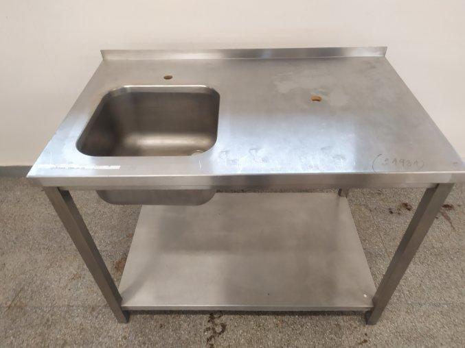 Stůl mycí (1030x700x900)