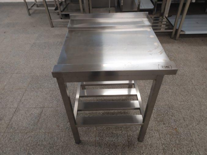 Stůl k průběžné myčce (700x750x880)