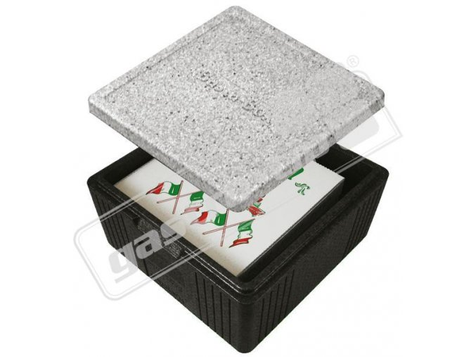 Termoport Basta-box S-Pizza