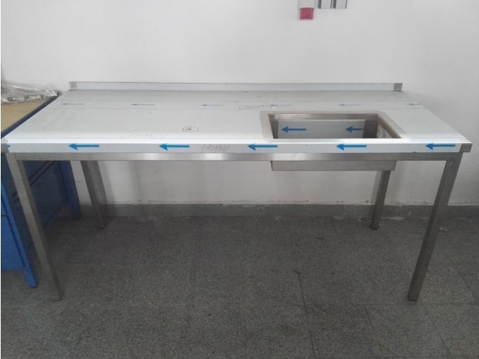 Mycí stůl (1930x780x900)