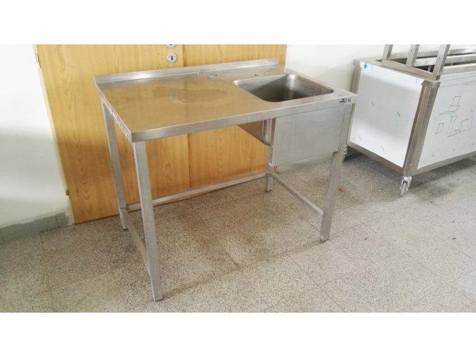 Mycí stůl (1100x700x900)