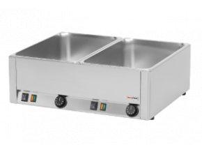 Vodní lázeň REDFOX 2x GN 1/1 BM-2115
