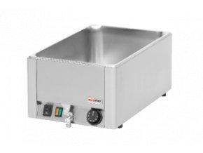 Vodní lázeň s výpustí REDFOX GN 1/1 BMV-1115