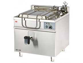 Elektrický varný kotel hranatý GASTRO-HAAL KE-300