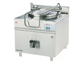 Plynový varný kotel kulatý GASTRO-HAAL KG-150-O
