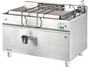 Plynový varný kotel hranatý GASTRO-HAAL KG-300