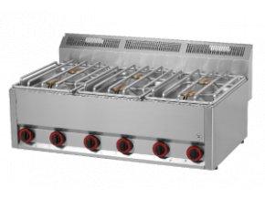 Plynový sporák REDFOX SPSL 99 G