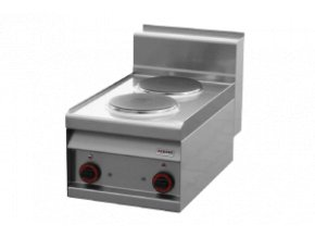 Sporák stolní dvouplotýnkový REDFOX PC 4 ET
