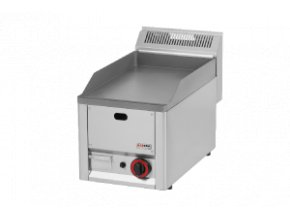 Grilovací deska hladká REDFOX GDHL 33 G