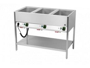 Vodní lázeň stabilní dělená BMSD 3120