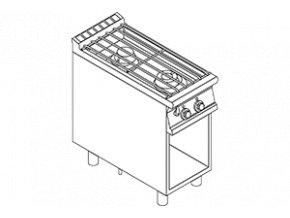 Plynový sporák vodní PCA 94 G