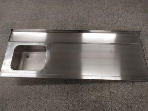 Deska s dřezem (2100x780)