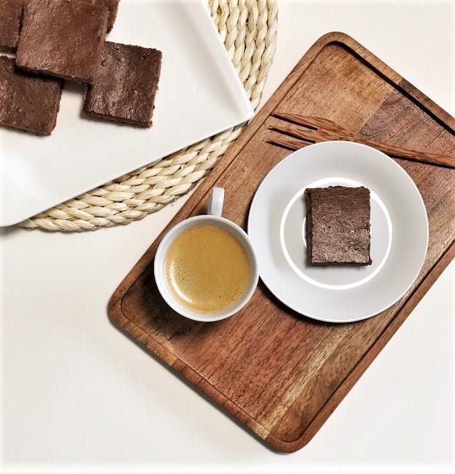 Fit čokoládové kostky