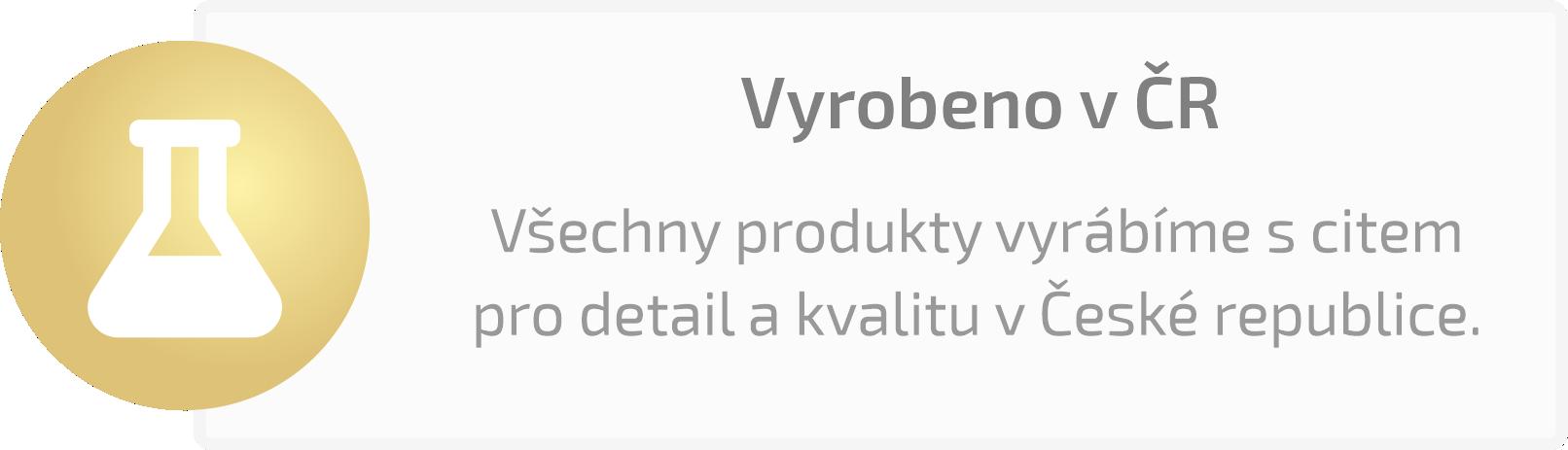 Vyrábíme v ČR