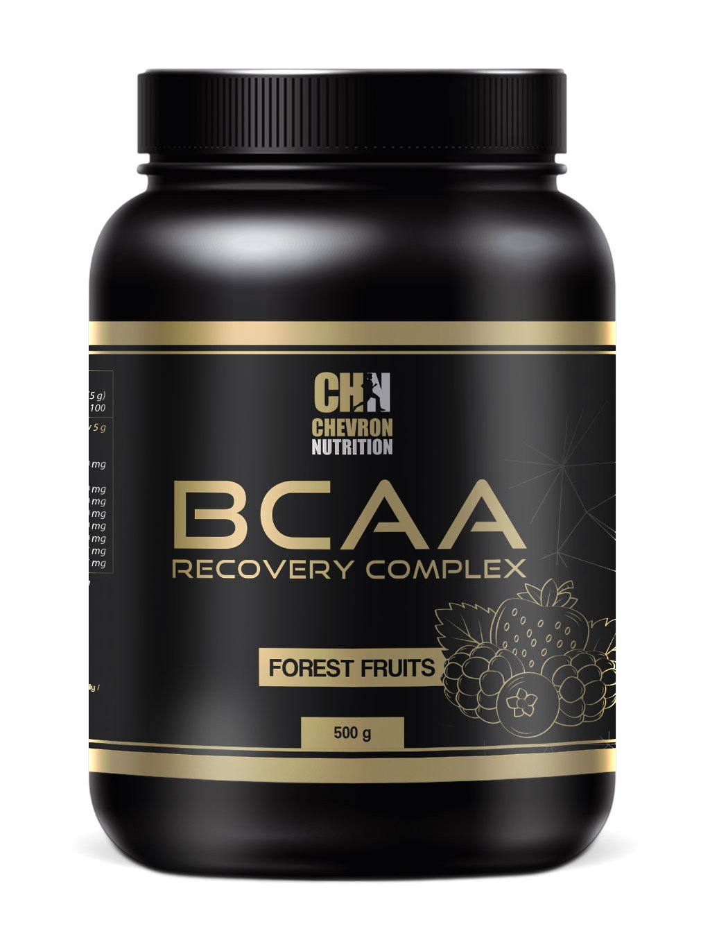 BCAA Recovery Complex 500 g