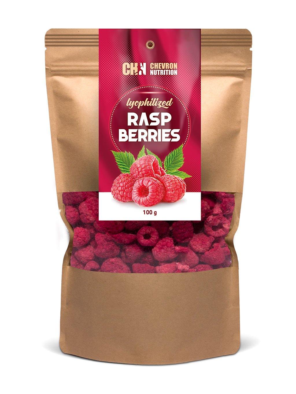 Chevron raspberries 100g product photo